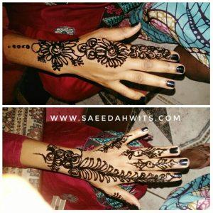 Henna at Sabo