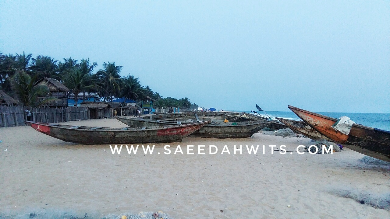 ELEKO BEACH AND ITS TERRITORY IN LAGOS.