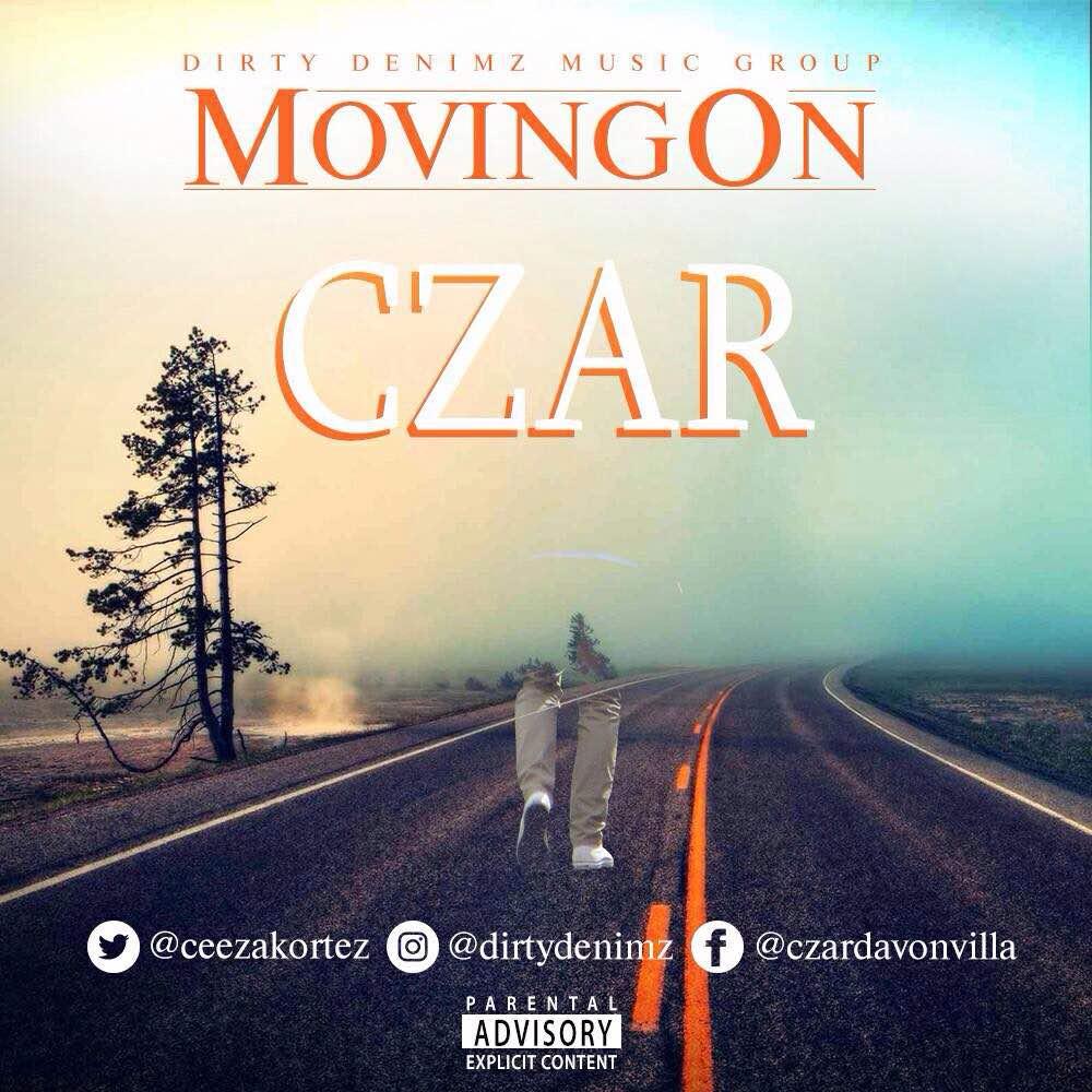 CZAR - MOVING ON