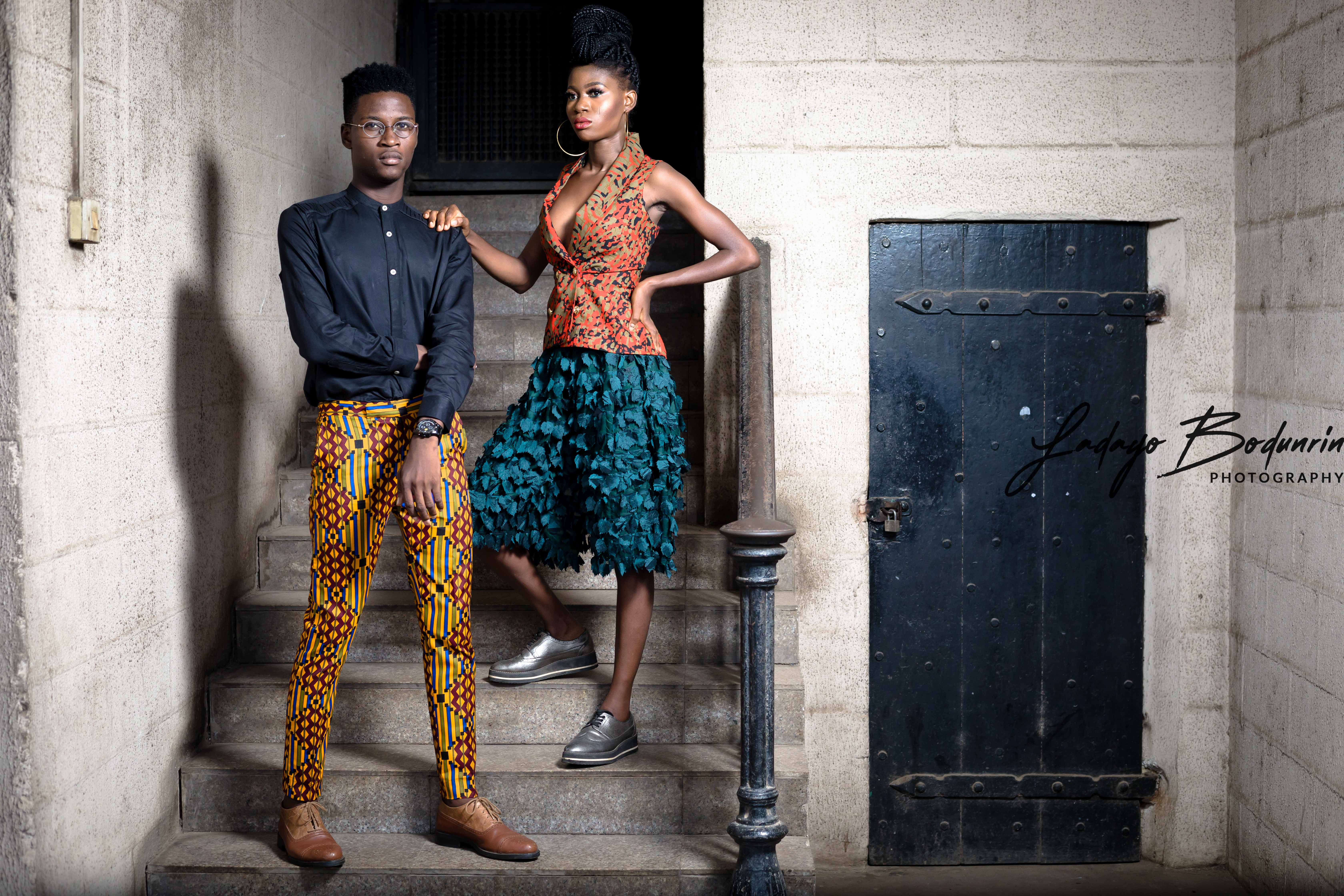 #ÀRÀBYLADAYOBODUNRIN:- THE DEBUT LOOKBOOK BY THAT IBADAN PHOTOGRAPHER