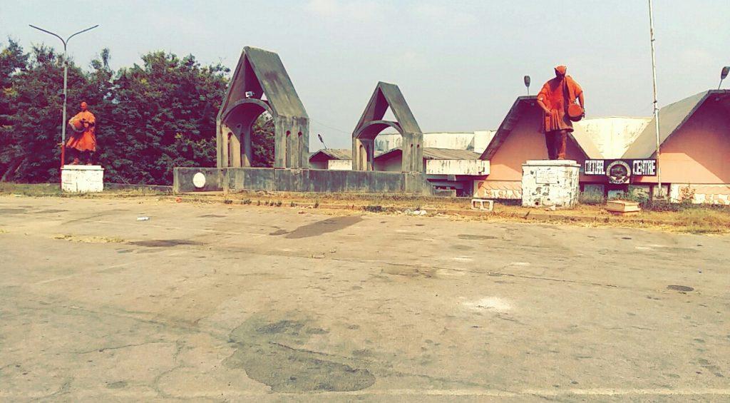 Cultural centre mokola