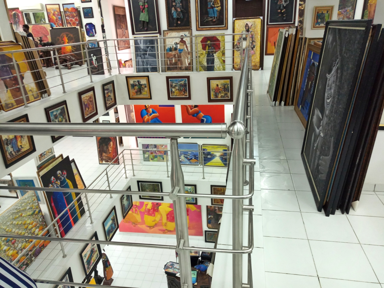 Nike Art Gallery